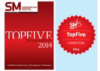 Top Five - Supermercado  Moderno